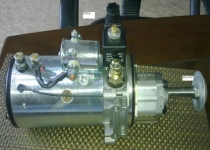 DC Operated Hydraulic Power Unit